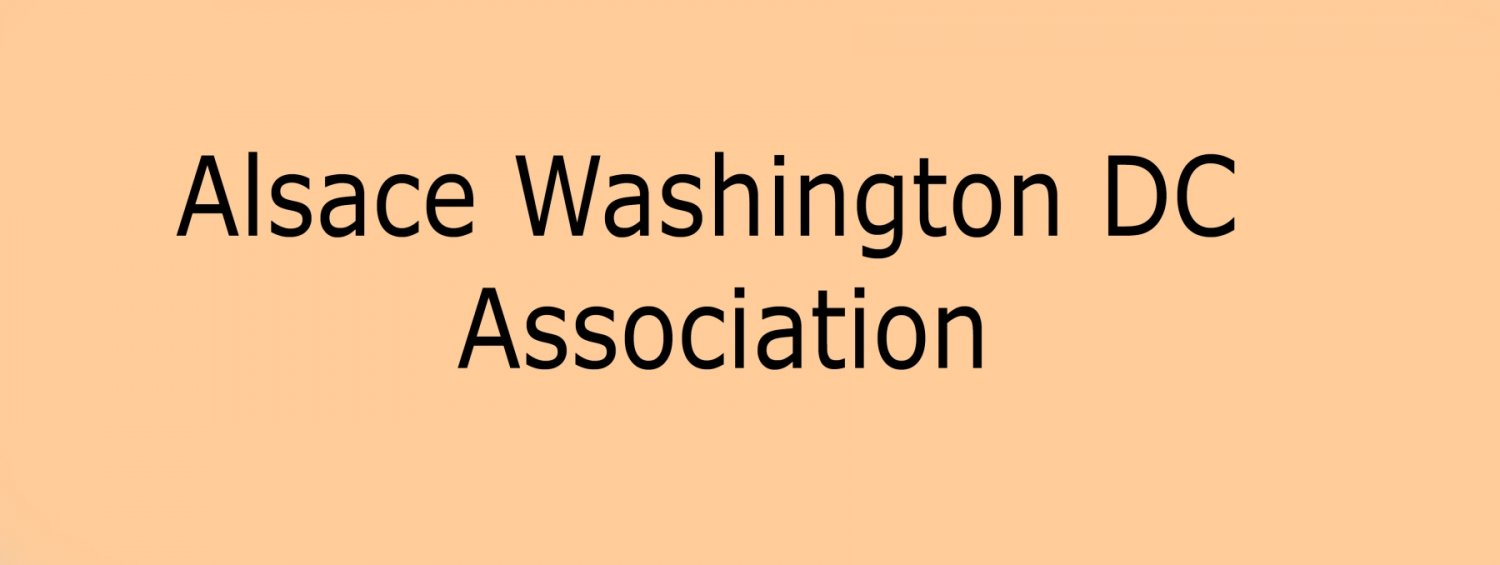 Alsace Washington DC Association